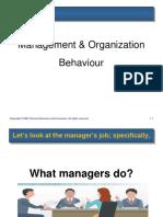 1 Management & Organization Behaviour