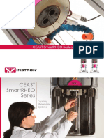CEAST SmartRHEO Series Capillary Rheometer Systems
