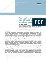 Precautions Against the Effects of Military Attacks in Urban Areas-irc_97_901-10
