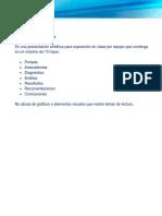 Formato - Presentación Power Point
