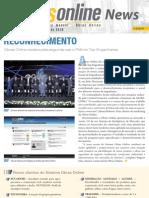 Informativo Obras Online - Novembro