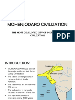 MOHENJODARO CIVILIZATION.pdf