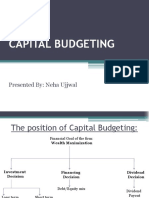 Capital Budgeting Demo