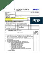 Jmi-ik-12 (Condition Survey for Vessel Bmtb) - Kontrak