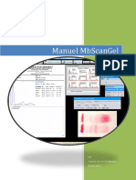 Manuel de MbScanGel