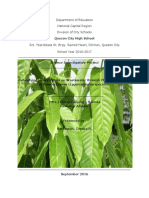 Detoxifying Heavy Metals on Wastewater Through Phytoremediation of Banaba Leaves Lagerstroemia Speciosa