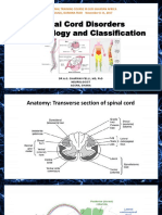 1. Charway-Felli - Spinal Cord Disorders - Epidemiology and Classification
