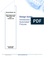 Design Guide Introduction to Automated Test Fixtures