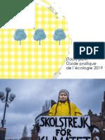 Petit Guide de l'Écologie 2019-1