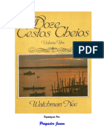 Watchman Nee - Doze Cestos Cheios
