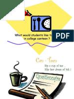 Questionnaire Designing