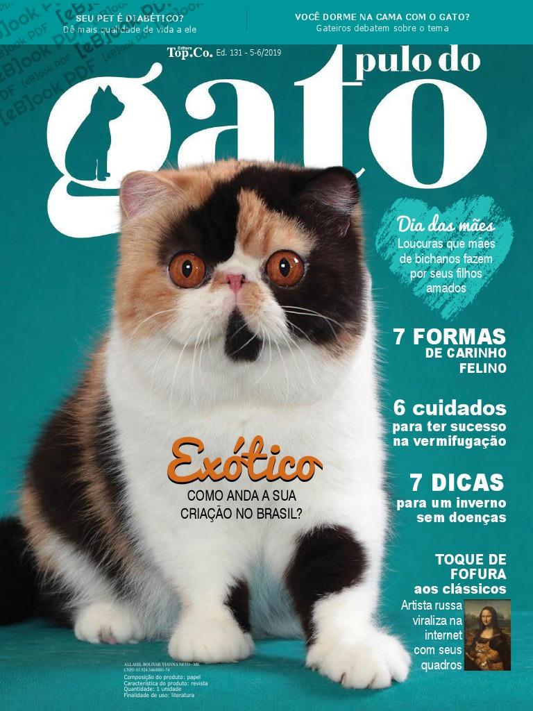 idioma felino livro