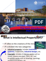 Intellectual Property - Basic Intro Km