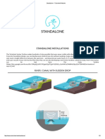 Standalone – Turbulent Website