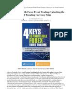 Keys Profitable Forex Trend Trading PDF 9e57e7c06