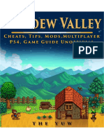 Stardew Valley Game Guide Unofficial Preview