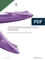 Corporate Investment