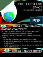 Plate Tectonic
