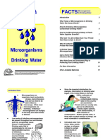 Facts - Microorganisms in Drinking Water (PDF).pdf