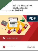 Manual de Trabalho de Conclusao de Curso - 2019-1