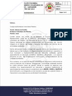 Informe Gestion Junio