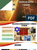 Judaismo y el comercio internacional
