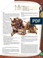 Savage Species Playing Monstr Characters by Killosi-d8u218u 189