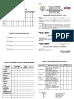 Form 138 Jhs