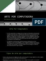 Arte Por Computadora