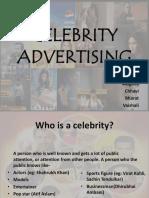 Celebrity Advertising