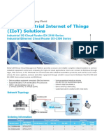 Delta Industrial Internet of Things (IIoT)