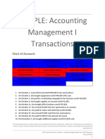 2.2 SAMPLE_ Accounting Management I Transactions