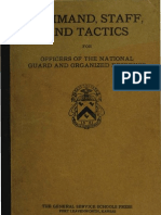 Army National Guard Tactics (1923)