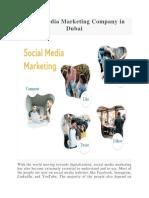 Social Media Marketing Company in Dubai   Spyne