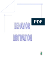 Behavior Motivation.pdf