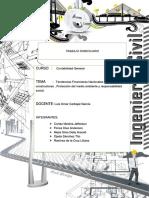 Tendencias Financieras en Empresas Constructoras ,GRUPO 4