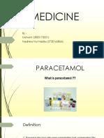 Medicine Pct