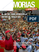 El 6d de 1998 Venezuela Entró Al Siglo Xxi