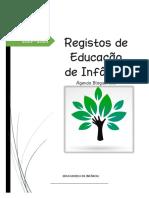 Registos de Educação de Infância 19-20