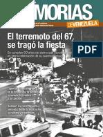 El Terremoto Del 67 Se Tragó La Fiesta en Caracas