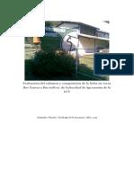 Evaluación Del Volumen y Composición de La Leche en Vacas Bos Taurus x Bos Indicus de La Facultad de Agronomia de La UCV