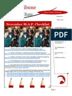 November 10 TOSA Newsletter