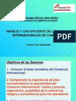 INCOTERMS 2000 & 2010 - Dra. Yvonne CRUZ CASTA+æEDA.ppt