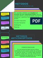 METODOS ANTICONCEPTIVOS actuall