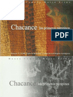 Núñez 2002 - Chacance, Los Primeros Pampinos B