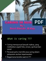 Caring in Nursing - Concept 1