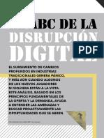 2 El ABC de La Disrupción Digital