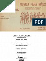 Musica Para Niños - Orff -Ciclo III (Avanzado)