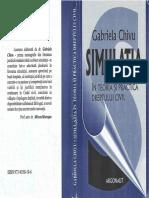 C. Chivu - Simulaţia