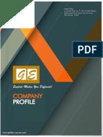 Contoh penulisan company profile